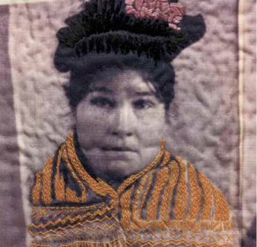 Exhibition |  Criminal Quilts - Ruth Singer