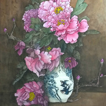 Introduction image for Siyuan Ren - Floral Serenity
