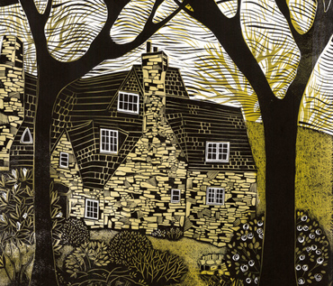 Useful and Beautiful - Three Artists look at Stoneywell
