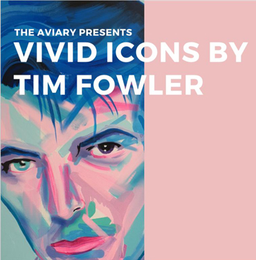 Vivid Icons by Tim Fowler