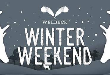 Welbeck Winter Weekend