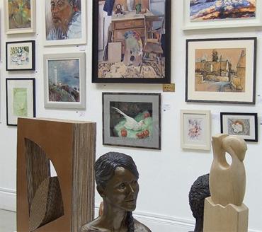 Spring Exhibition - Welland Valley Art Society