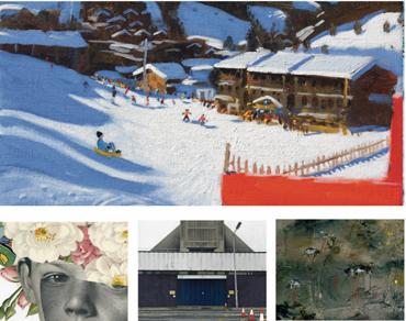 Winter Exhibition Tarpey Gallery images 1