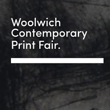 Woowich contemporary art fair logo