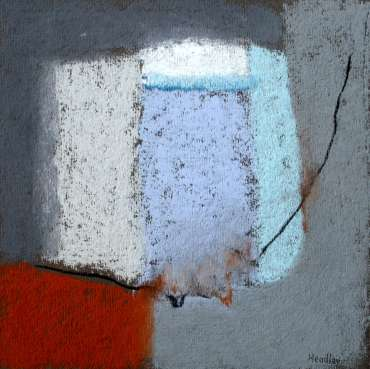 Thumbnail image of 30: Catherine Headley, 'Granite and Lichen' - LSA Annual Exhibition 2020   Artwork