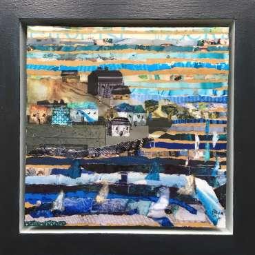 Thumbnail image of 70: Danielle Vaughan, 'All at Sea' - LSA Annual Exhibition 2020   Artwork