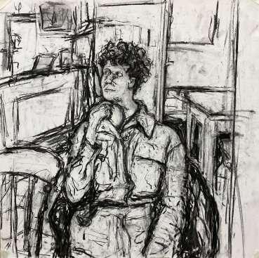 Thumbnail image of 73: Deborah Ward,'Last Pub Meal' - LSA Annual Exhibition 2020   Artwork