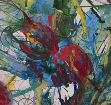 Thumbnail image of 17: Emma Fitzpatrick, 'Tulips' - LSA Annual Exhibition 2020   Artwork