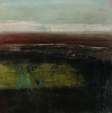 Thumbnail image of 12: Henrietta Corbett, 'Peat Fields' - LSA Annual Exhibition 2020   Artwork