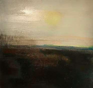 Thumbnail image of 13: Henrietta Corbett, 'Winter Skies' (SOLD) - LSA Annual Exhibition 2020 | Artwork