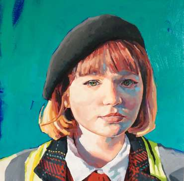 Thumbnail image of 19: Jane French, 'Eliza' - LSA Annual Exhibition 2020   Artwork