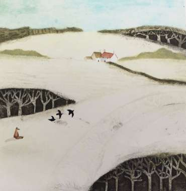 Thumbnail image of 55: Jay Seabrook, 'The Wily Fox' - LSA Annual Exhibition 2020   Artwork