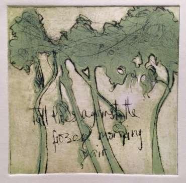 Thumbnail image of 44: Jo McChesney, 'Pines' - LSA Annual Exhibition 2020   Artwork