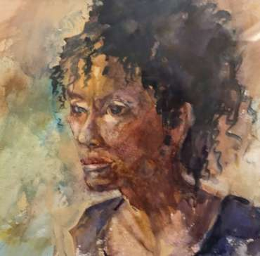 Thumbnail image of 42: Katie MacDowel, 'Grace' - LSA Annual Exhibition 2020   Artwork