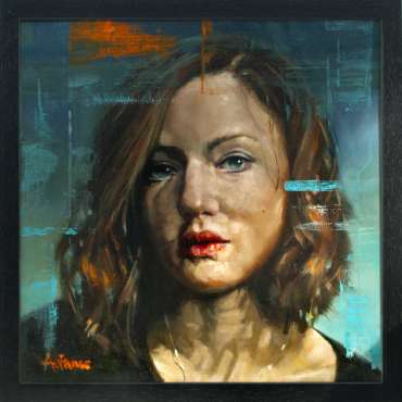 Thumbnail image of 01: Kelvin Adams, 'Holliday Grainger' - LSA Annual Exhibition 2020   Artwork