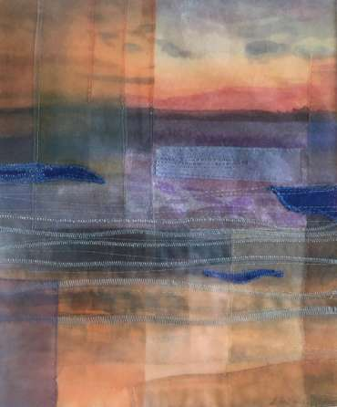 Thumbnail image of 22:  Linda Gleave, 'Bay' - LSA Annual Exhibition 2020 | Artwork