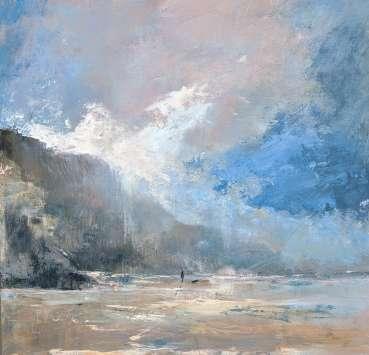 Thumbnail image of 57: Linda Sharman, 'After the Rain, Norfolk' - LSA Annual Exhibition 2020   Artwork