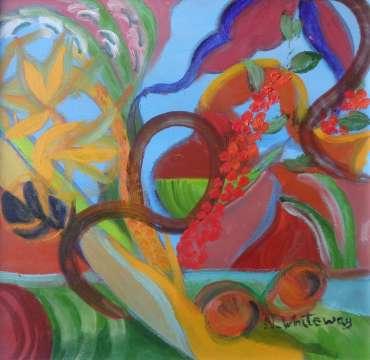 Thumbnail image of 74: Nanette Whiteway, 'Autumn' - LSA Annual Exhibition 2020   Artwork