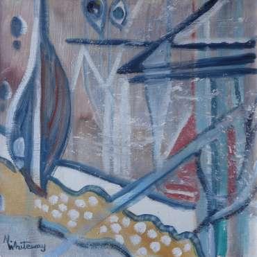 Thumbnail image of 75: Nanette Whiteway, 'Winter' - LSA Annual Exhibition 2020   Artwork