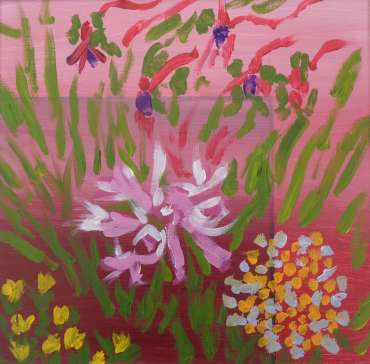 Thumbnail image of 77:  Roger Whiteway, 'The Future is Fuschia' - LSA Annual Exhibition 2020 | Artwork