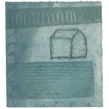 Thumbnail image of 38:  Sarah Kirby, 'Hut' - LSA Annual Exhibition 2020 | Artwork