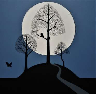 Stuart Hill, Over Land, Under Moon