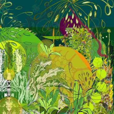 Thumbnail image of 11: Sue Clegg, 'Seventh Heaven 2' - LSA Annual Exhibition 2020   Artwork