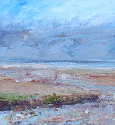 Sue Graham, Purple Haze, Holme-next-the-Sea