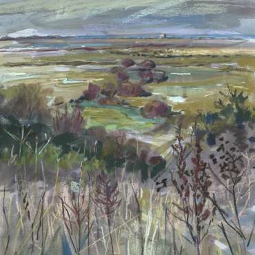 Thumbnail image of 54:  Susan R Sansome RBSA, 'Blakeney' - LSA Annual Exhibition 2020 | Artwork