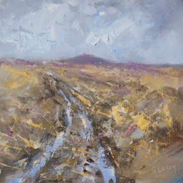 Thumbnail image of Graham Lacey, 'Morland Track' - Inspired   April
