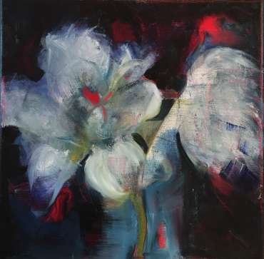 Thumbnail image of Judy Merriman, 'Mother's Day Tulips' - Inspired   April
