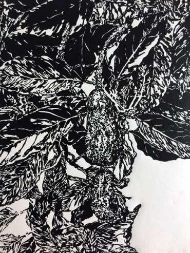 Thumbnail image of Mandeep Dhadialla, 'Garden Avocado' - Inspired | April