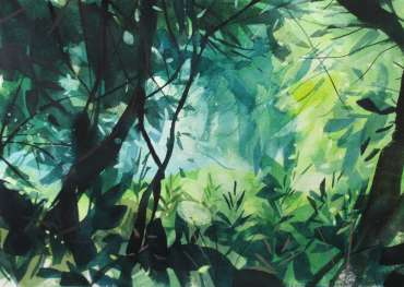 Thumbnail image of Peter Clayton, 'Celebrate Urban Trees – From shadow looking to light' - Inspired   April