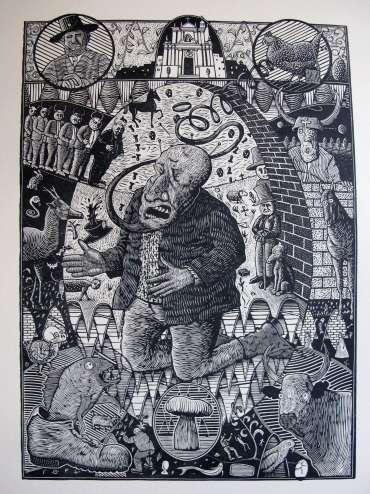 Thumbnail image of Peter Rapp, 'Barba' - Inspired | April