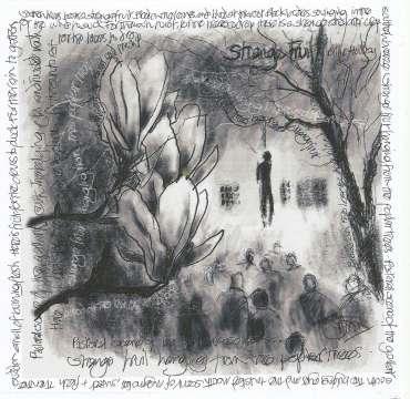 Thumbnail image of Vivien Blackburn, 'Strange Fruit' - Inspired | April