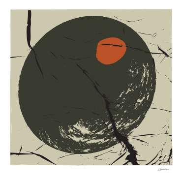 Thumbnail image of David Clarke, 'End of Winter Moon 1' - Inspired |  May