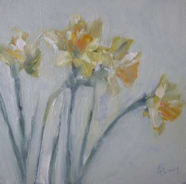 Thumbnail image of Graham Lacey, 'Daffodils' - Inspired |  May