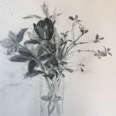 Thumbnail image of Hazel Crabtree, 'Flowers from my Garden' - Inspired |  May