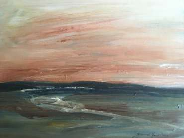 Thumbnail image of Jo Fairley, 'Red Sky at Night' - Inspired |  May