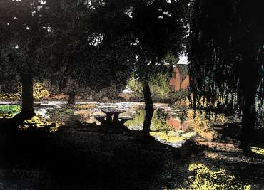 Thumbnail image of Jo Sheppard, 'Waters High in Stafford Orchard' - Inspired |  May