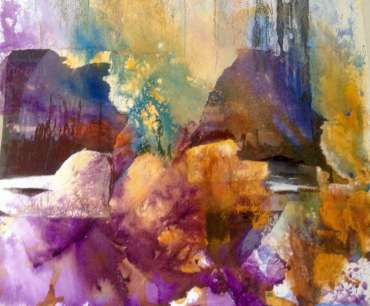 Thumbnail image of Katie Macdowel, 'Rock Pool' - Inspired |  May