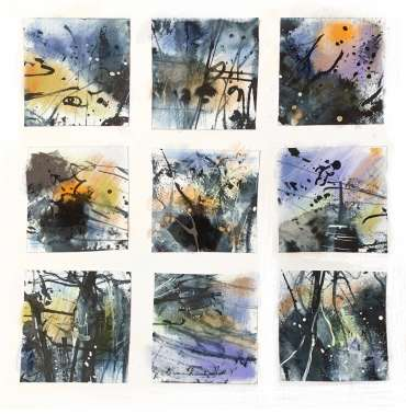 Thumbnail image of Vivien Blackburn, 'Wild Day' - Inspired |  May