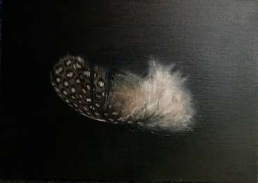 Thumbnail image of Jane Domingos, 'Feather III' - Inspired | June