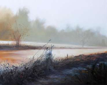 Thumbnail image of Jo Sheppard, 'Frost and Fog on the Soar' - Inspired | June