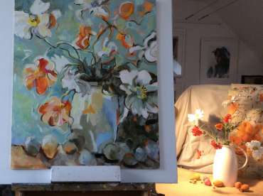 Thumbnail image of Judy Merriman, 'Still Life' - Inspired | June