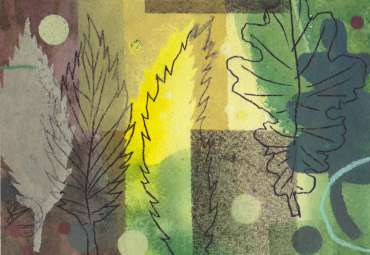Thumbnail image of Peter Clayton, 'Themes and Variations 2' - Inspired | June