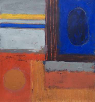 Thumbnail image of Bim Fowler, 'July Abstract 1' - Inspired | July