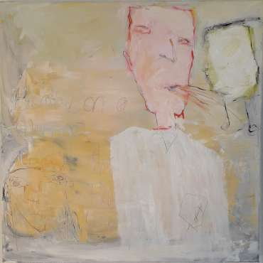 Thumbnail image of Dave Pidgeon, 'Mirror poem' - Inspired | July