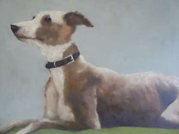 Thumbnail image of Graham Lacey, 'Whippet' - Inspired | July