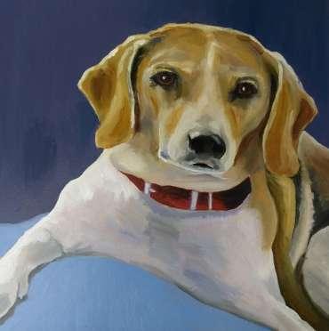 Thumbnail image of John Holt, 'Belle the Beagle' - Inspired | July